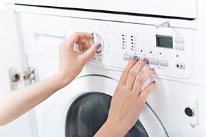 Washing-Machine-in-use