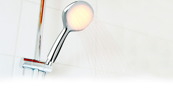 Hydrao smart water-saving electric shower
