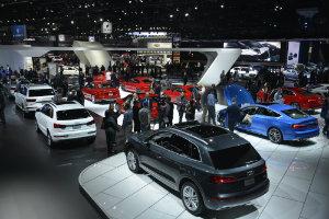LA Motor show header image