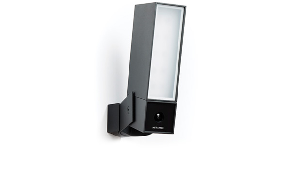 Netatmo Presence smart security light
