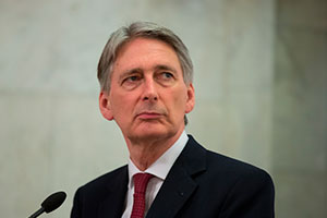 Philip-Hammond post statement