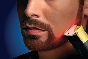 Philips BT9280 Beard Trimmer with Laser