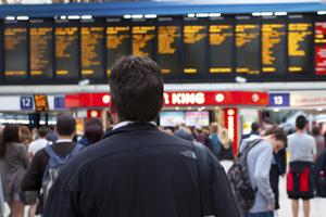 train delays