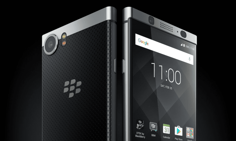 New BlackBerry KeyOne is 'most secure Android phone' yet