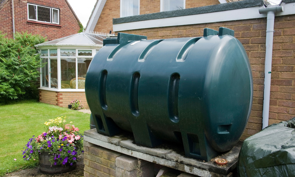 Heating oil prices have risen by 33% in a year
