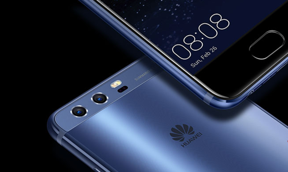 Huawei's new P10 and P10 Plus phones both feature dual cameras