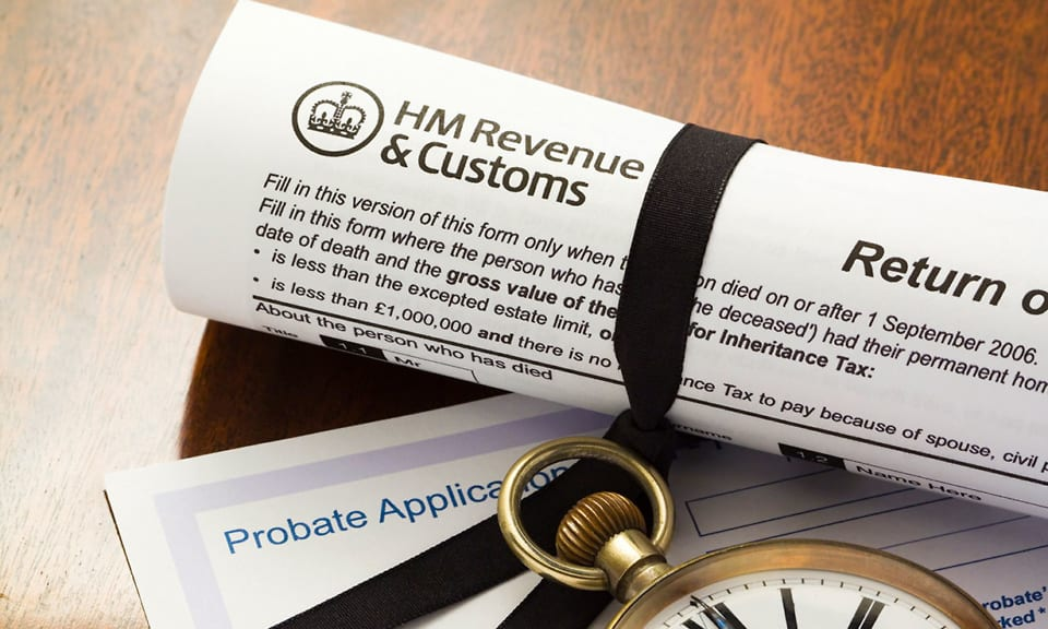 Probate costs will rise to over £1,000 for thousands