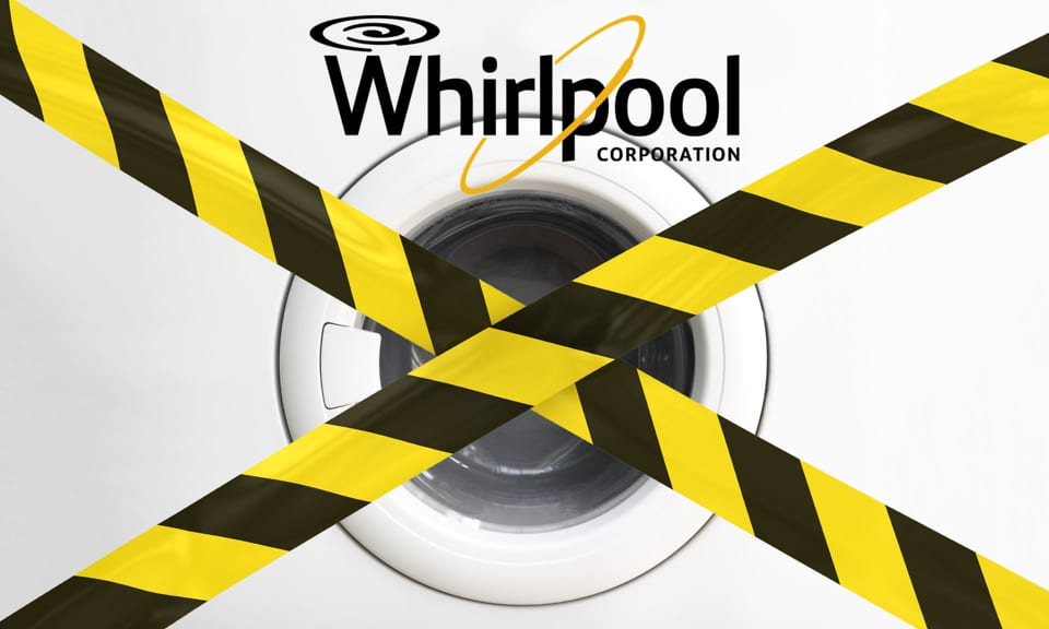 Whirlpool recall petition reaches 100,000 signatures