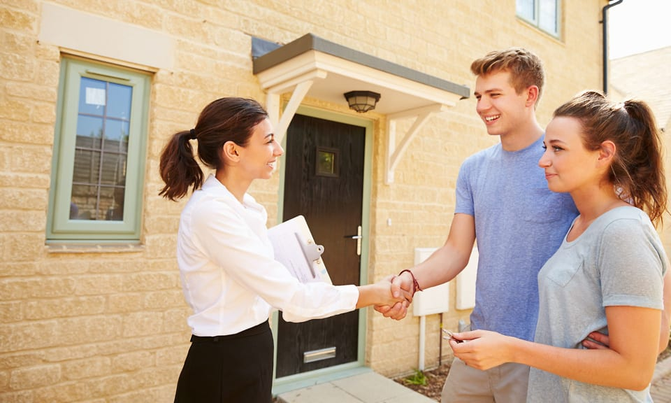 How first-time buyers can get on the property ladder in 2018