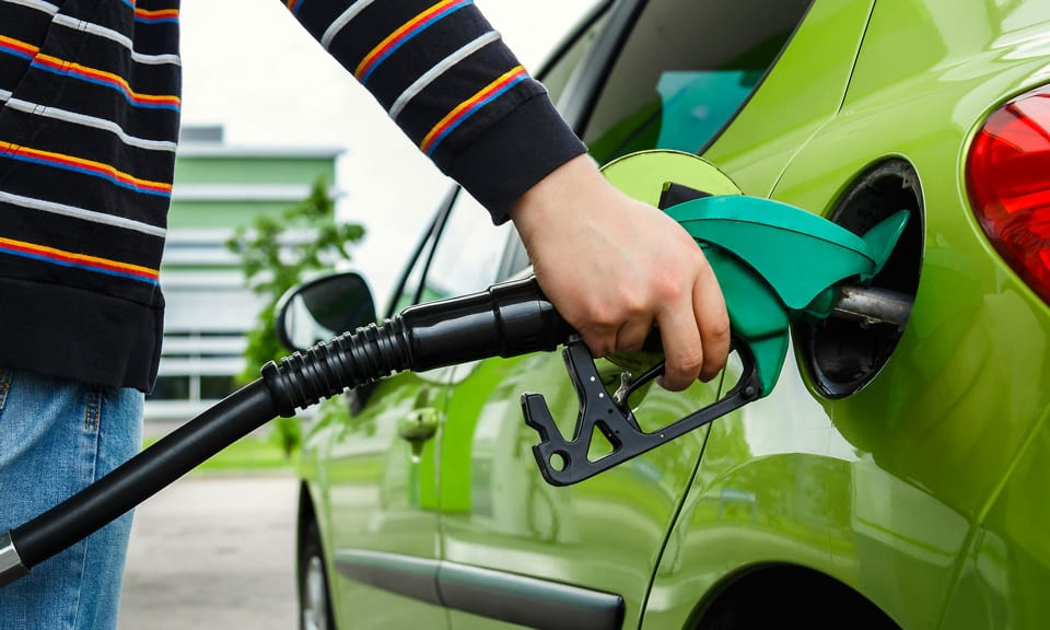 A fuel-efficient car could save you up to £836 a year