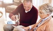 Investment fraudsters target over-55s with flattery tactics
