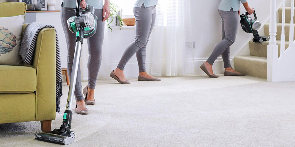 Which? tries out Vax Blade cordless vacuum