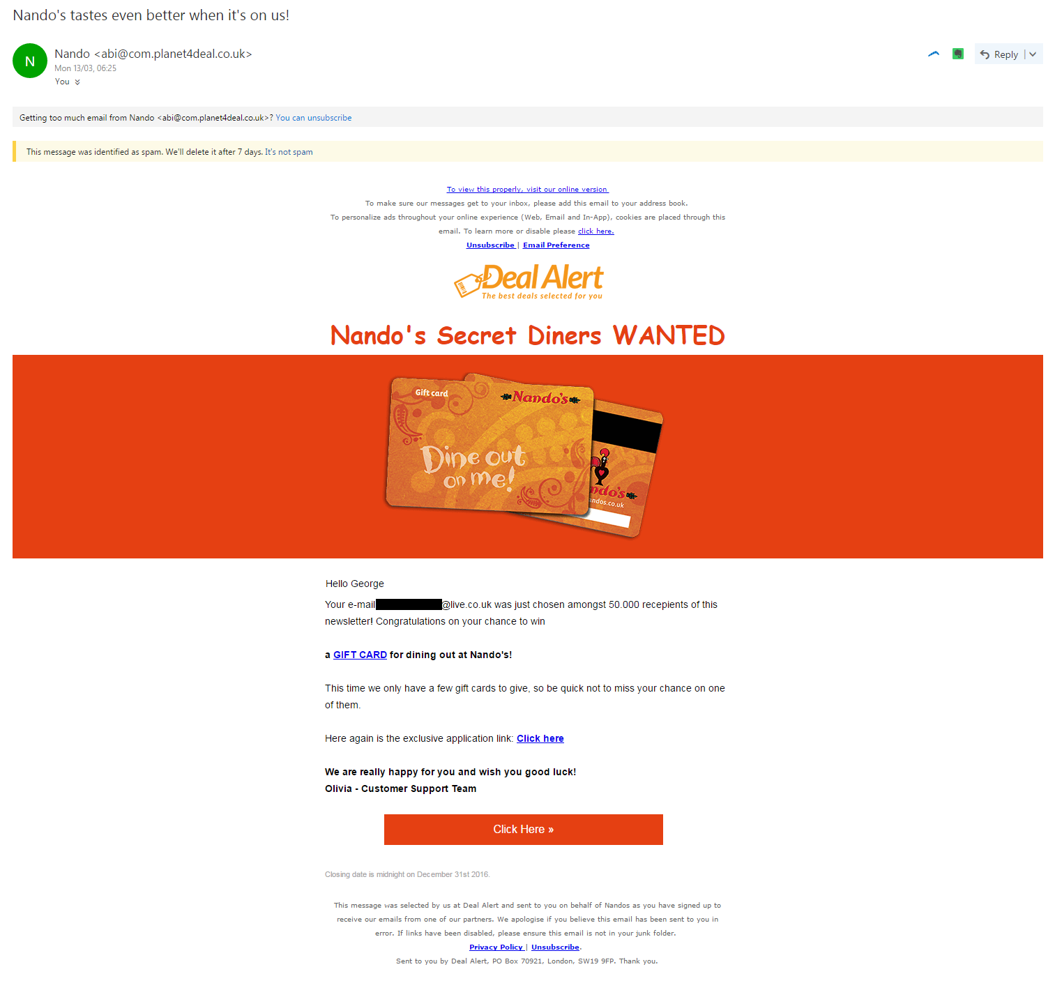 How to Spot a Phishing Email or Fake Landing Page and Save