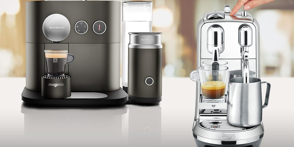 Nespresso Unveils New Capsule Coffee Machines Which News