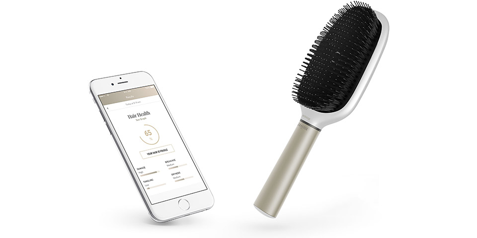 Withings hair coach