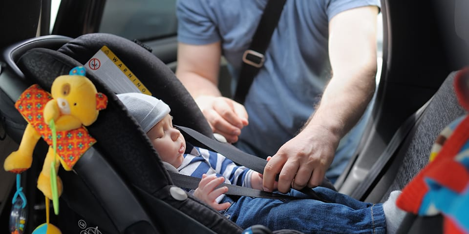 New parents unaware of i-Size child car seats law change