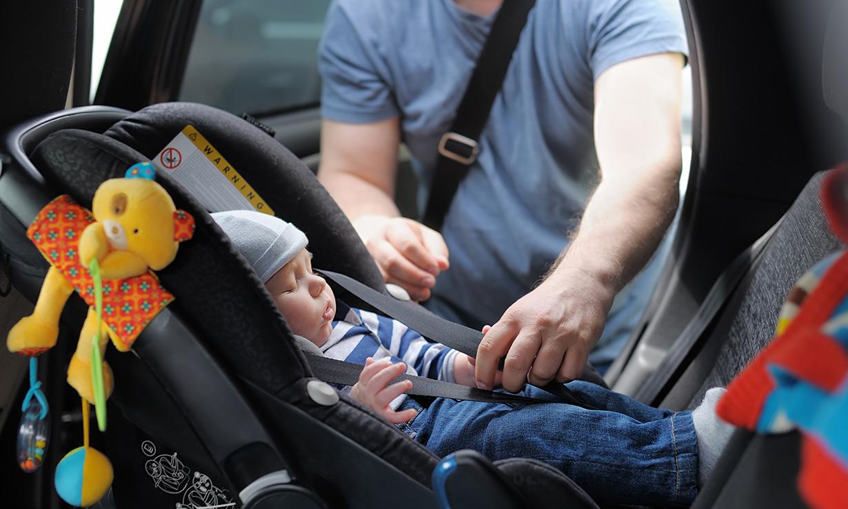 Maxi-Cosi i-Size car seat