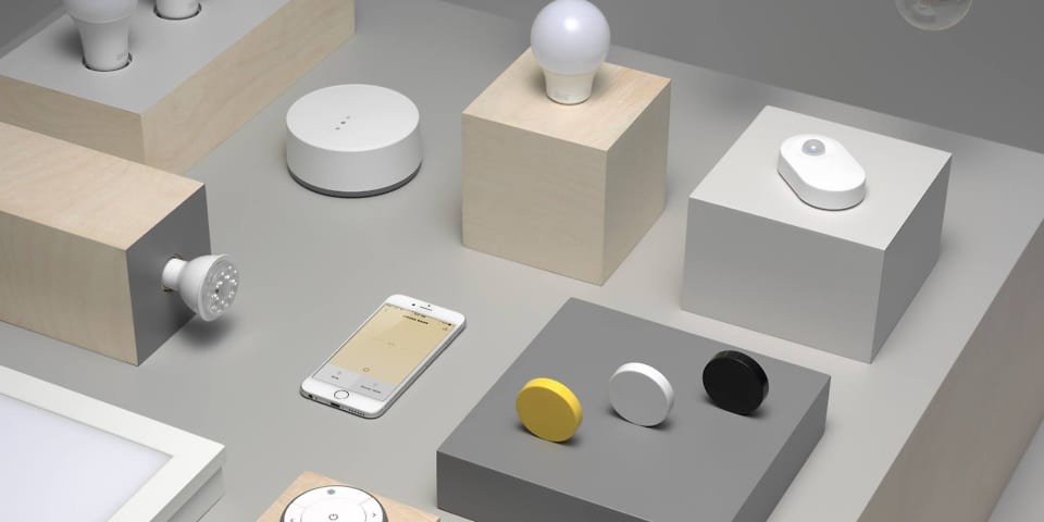 Ikea launches a range of smart light bulbs