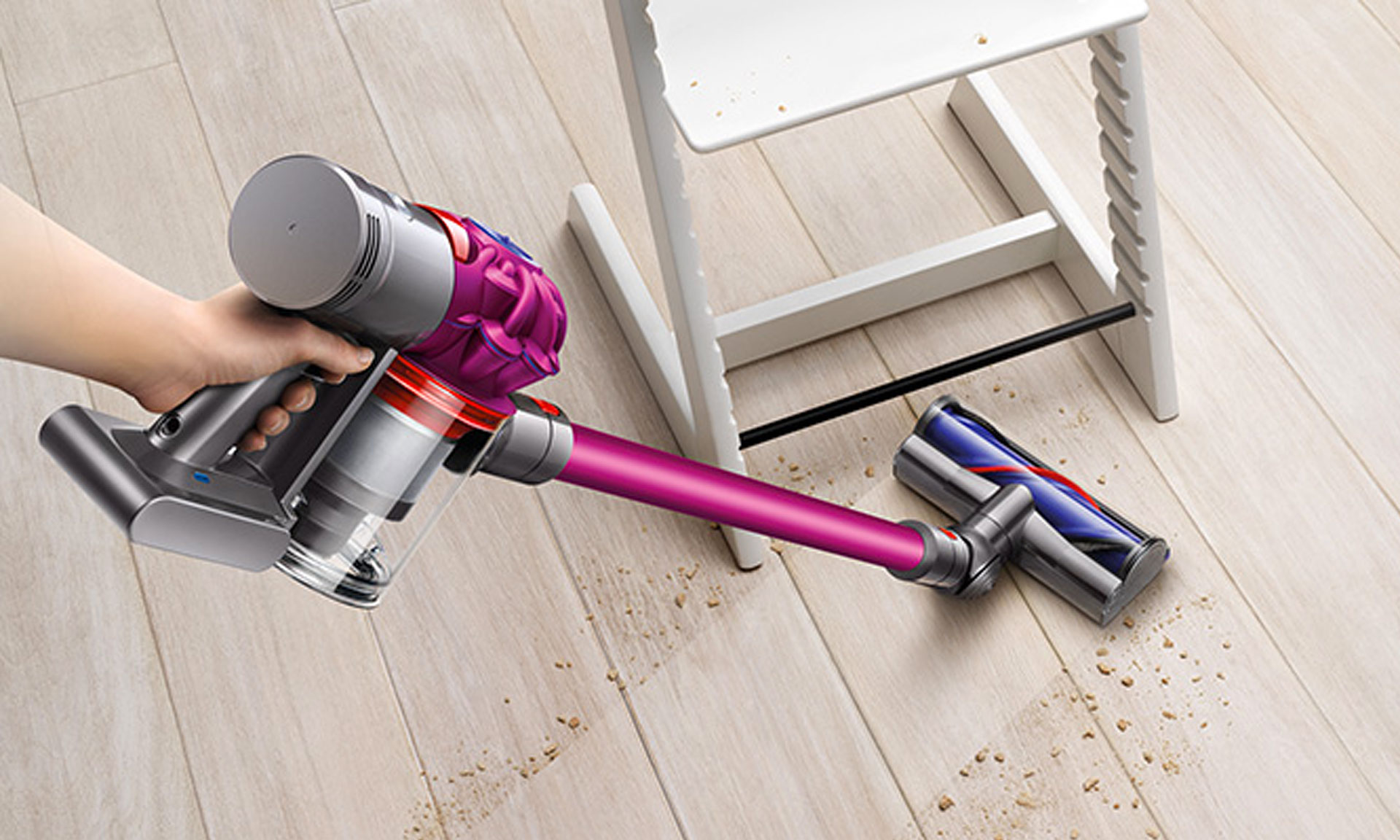 be5cc67143d Dyson launches new V7 cordless vacuum – Which  News