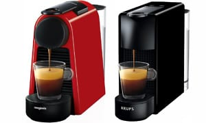 nespresso unveils new capsule coffee machines which news. Black Bedroom Furniture Sets. Home Design Ideas