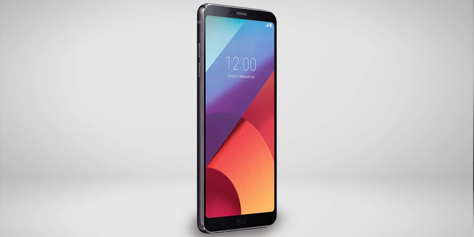 LG G6: the first serious rival to the Samsung Galaxy S8?