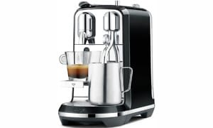 nespresso new machine