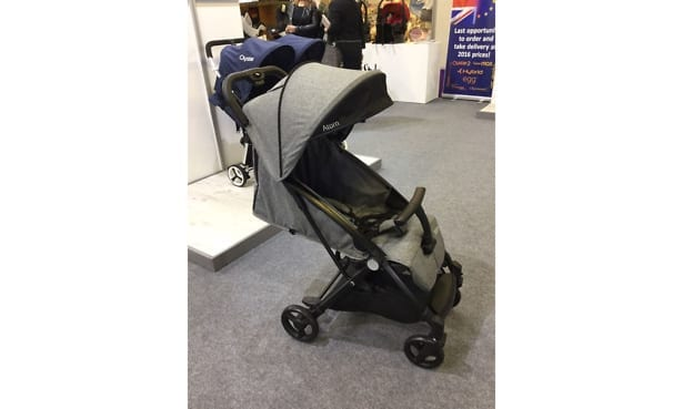 five pushchairs to look out for in 2017 which news. Black Bedroom Furniture Sets. Home Design Ideas