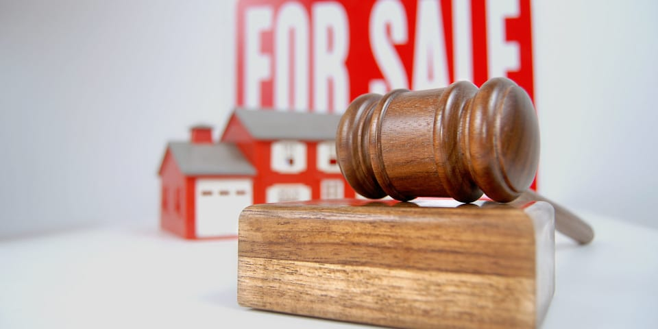 Ask an expert: 'How can I finance a property auction purchase?'