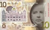 New plastic Scottish £10 note featuring Sir Walter Scott revealed