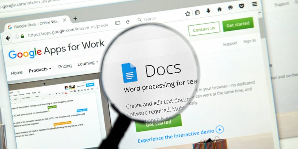 Google warns of email scam that impersonates Google Docs