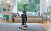Kirby vacuum cleaner in a home