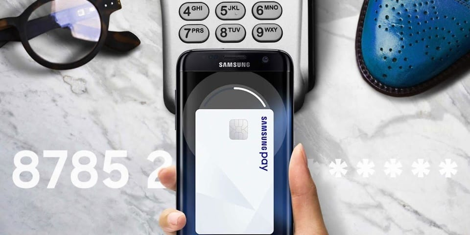 Samsung Pay is here, turns your phone into a wallet