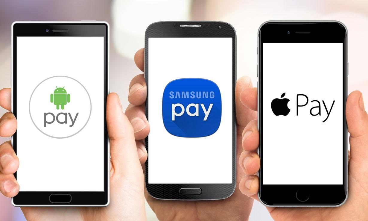 Samsung Pay Is Here Turns Your Phone Into A Wallet