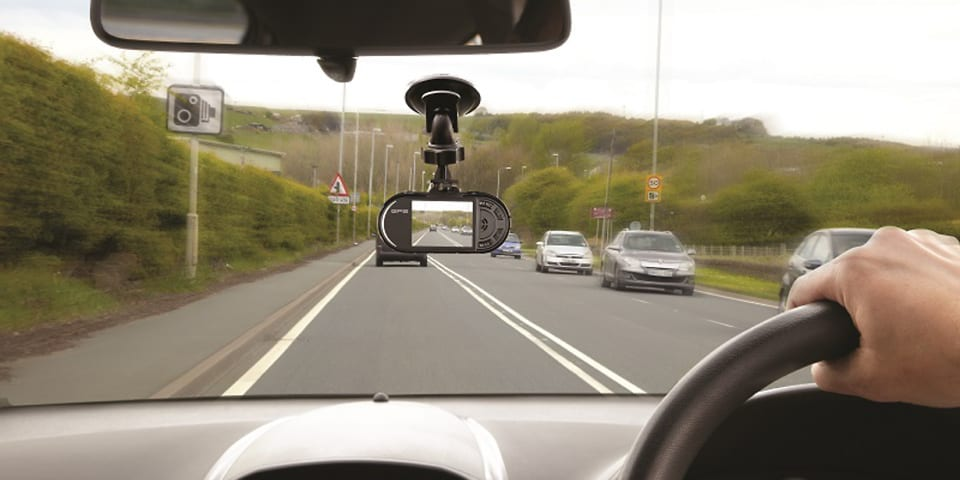 One in four motorists now use a dash cam