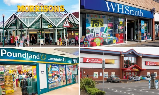 Which Reveals The Best And Worst High Street Shops 2017