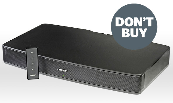 Bose Solo TV – a £349 Don't Buy sound bar – Which? News