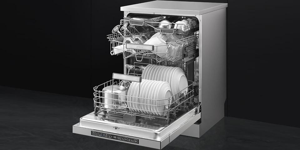 Smeg DF614PTX dishwasher tests Which