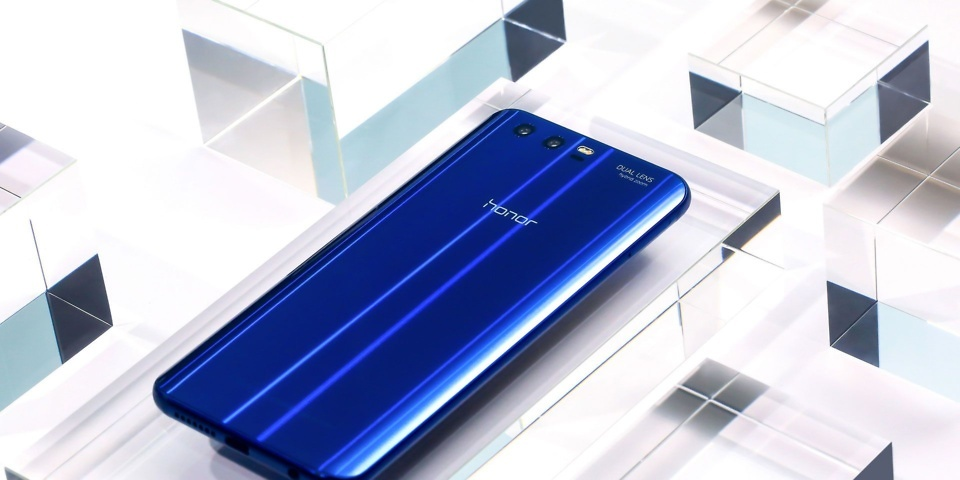 Huawei Honor 9 mobile phone announced: big battery and dual rear cameras