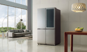 Latest LG fridge freezer: game-changer or gimmick?