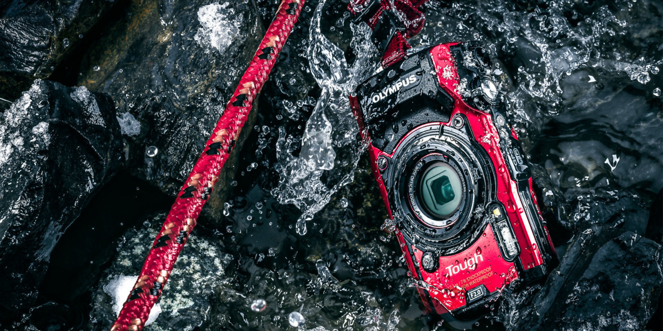 Three new waterproof cameras launched in time for summer