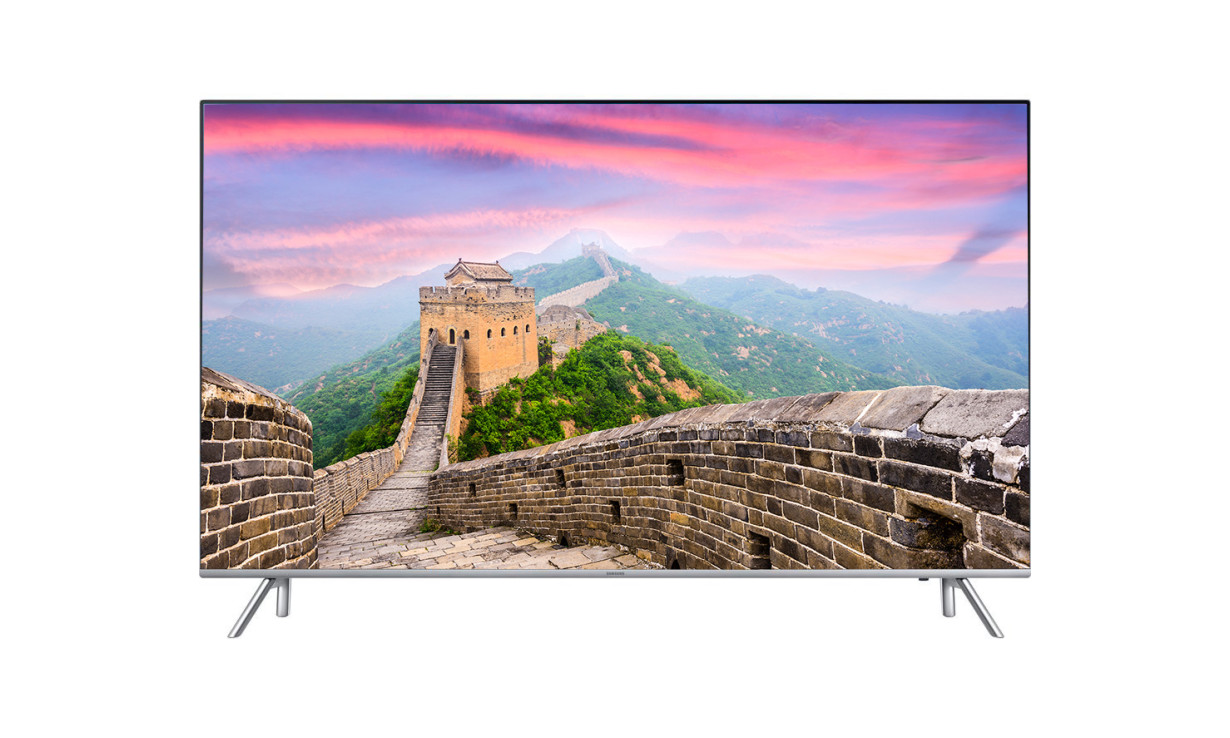 samsung ue55ks7000. samsung ue55mu7000, £1,500 \u2013 this tv makes huge promises, claiming \u0027staggering levels of detail, brightness and contrast\u0027. ue55ks7000