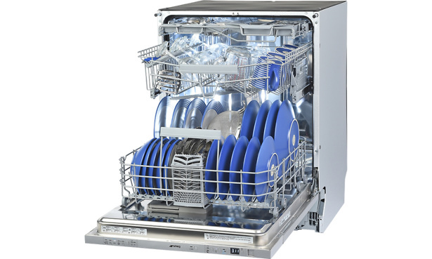 Smeg DI613PNH dishwasher review Which?