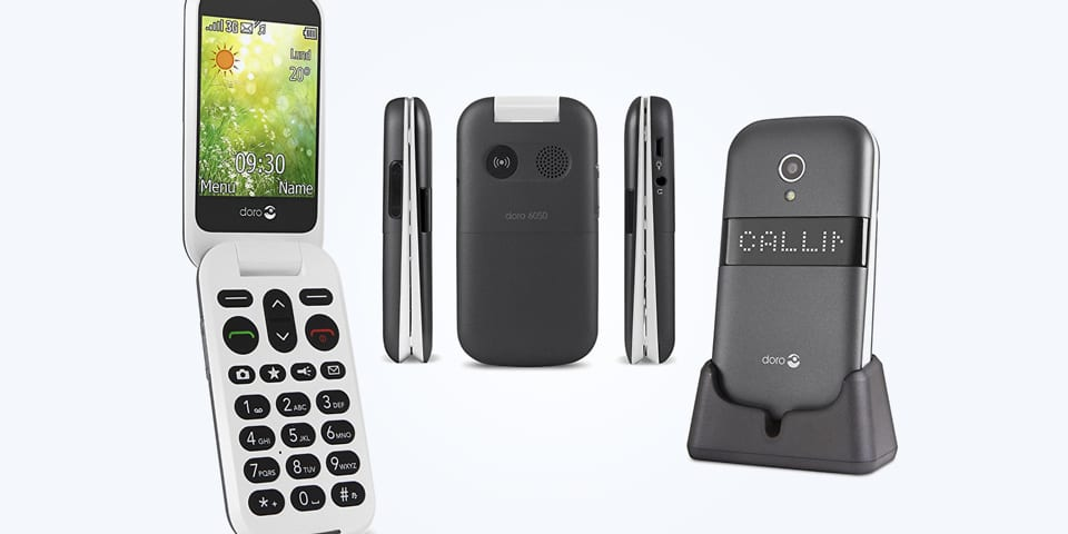 Which? tries out Doro 6050 mobile phone – Which? News