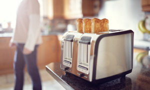 5 steps to making perfect toast
