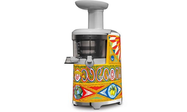 Smeg Slow Juicer Colours : New kitchen appliances from Smeg and D&G Which? News