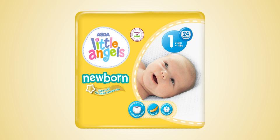 Asda Recall Little Angel Newborn Nappies Which News