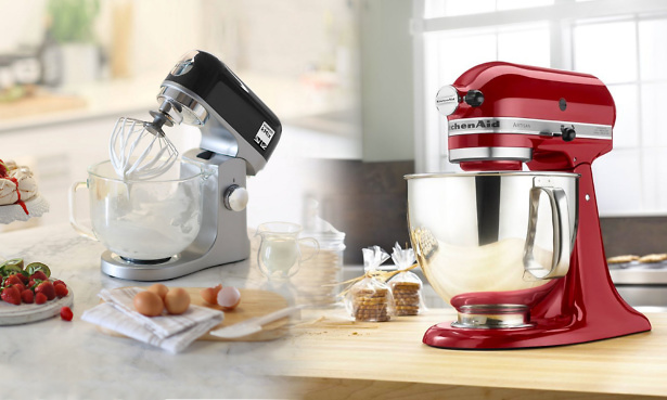 Aldi launches 65 stand mixer ahead of bake off 2017 - Kitchenaid ou kenwood 2017 ...