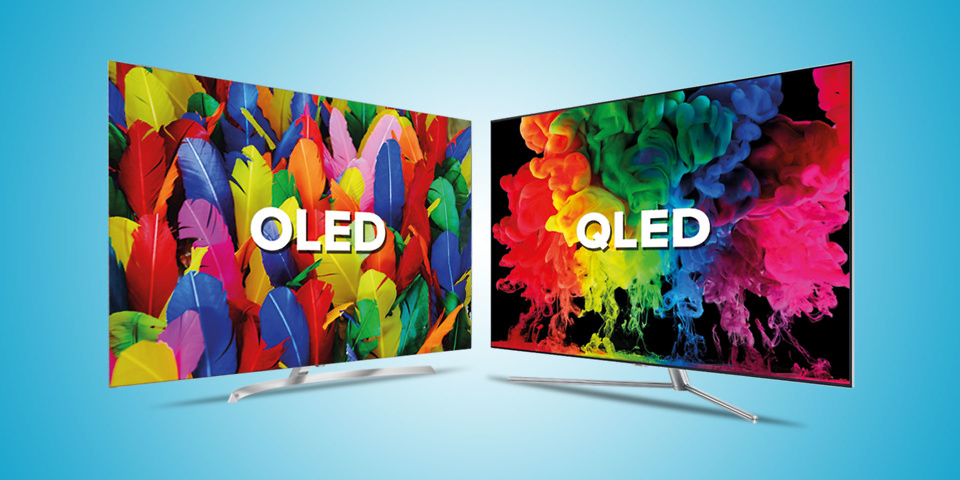 Oled Tv Vs Qled Tv Which Is Best Which News