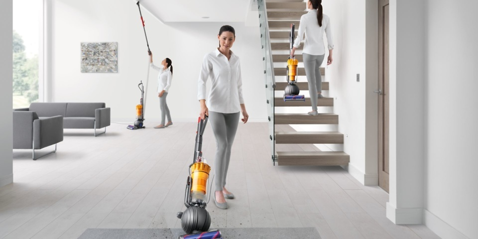 Dyson Dc40 Multi Floor Plete Upright Vacuum Cleaner With
