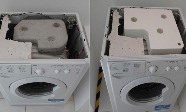Washing Machine Inside ~ Is this the future of washing machines which news